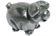 Pig Pewter Collectible
