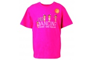 Poi Dancing Kids Tee