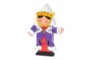Flexi Queen-wooden toy